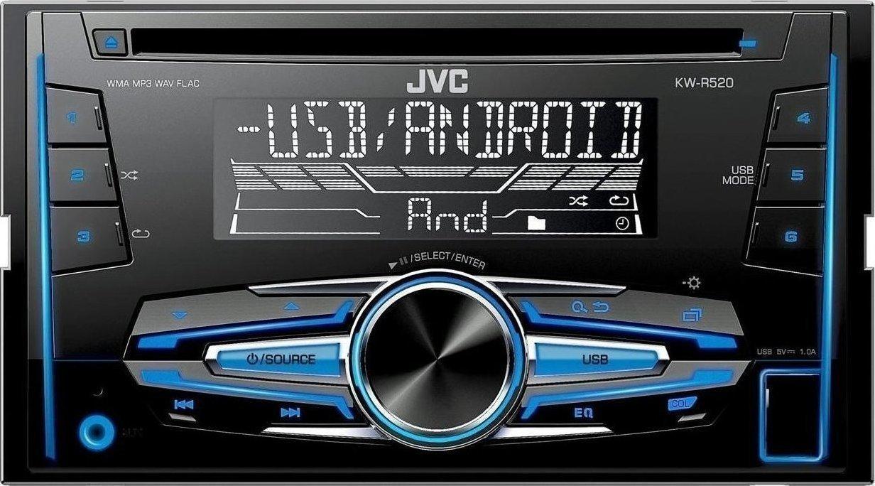 JVC ραδιόφωνο αυτοκίνητο Συνδέστε