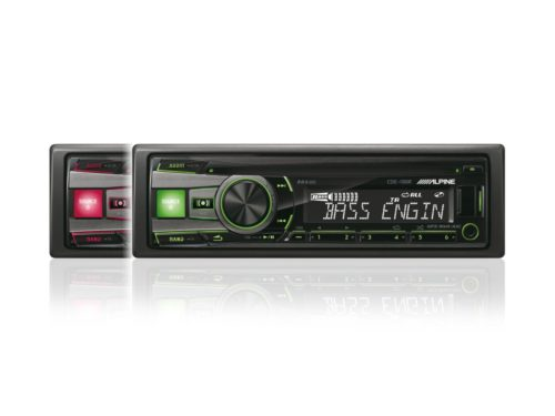 CD-Receiver-USB-Controller-CDE-190R_red-and-green-front